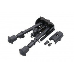 ASG Universal Bipod harris style picatinny mount 17424 Airsoft