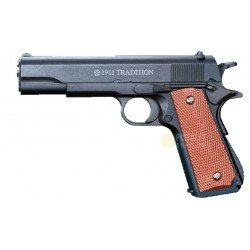 Plan Beta Pistolet 1911 Tradition Noir Spring The Equalizers