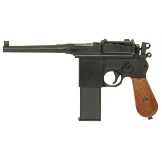 M712 Co2 Blowback Metal (Well)