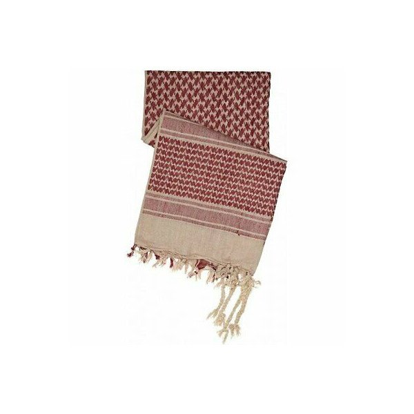 Mil-Tec - Shemagh Cheche keffieh Sand-Brown - 12615000
