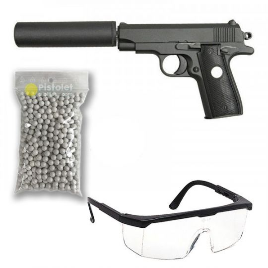 Pack airsoft G.2A Galaxy style Colt 25