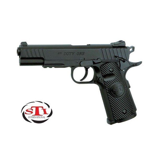Sti Duty one CO2 Metall ASG Blowback