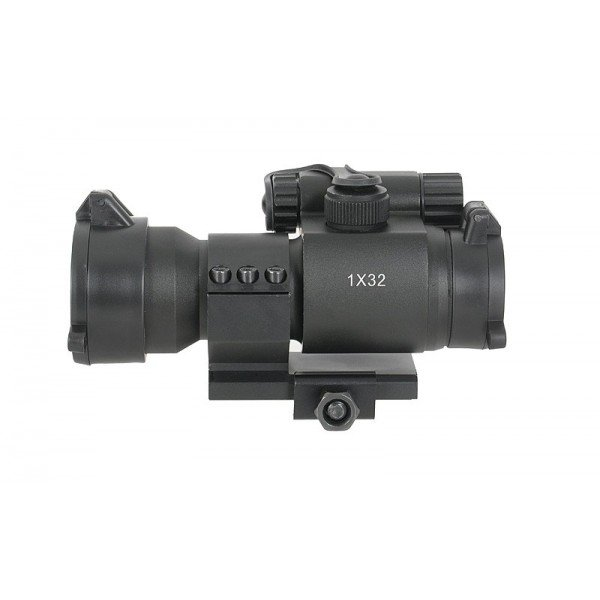 Rotpunktvisier Typ AIMPOINT M2 Low Mount