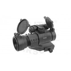 AIMPOINT Mirino a punto rosso tipo M2 Top Mount