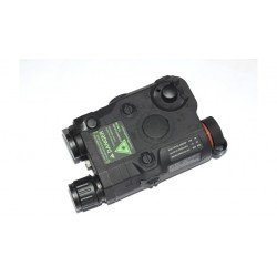 Anpeq 15 box  black with red laser FMA battery holder