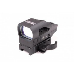 Compact red & green point sight Multiple