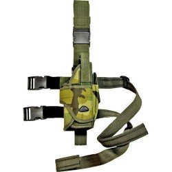 Camouflage Universal Thigh Holster