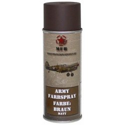 Matte Brown Army Paint Fango speciale softair mimetico 400ml 27375g