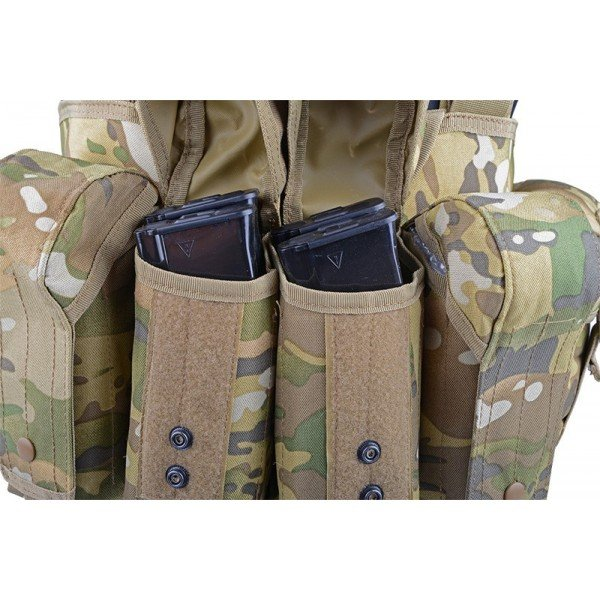 Tactical Chest Rig Multicam
