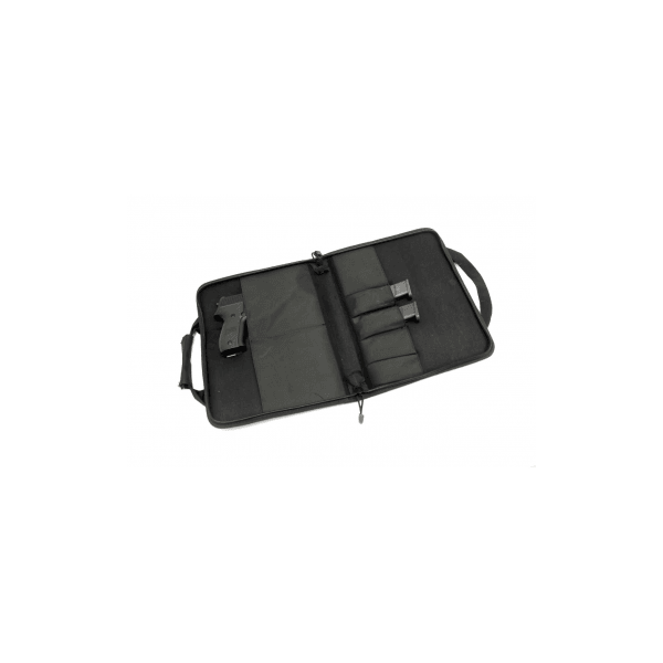 Protective and transport bag for pistols - Swiss Arms - Black - 604073