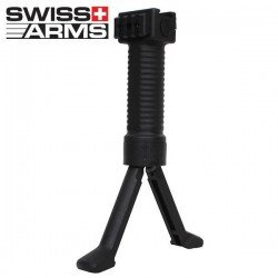 Swiss Arms Bipod vertical combo