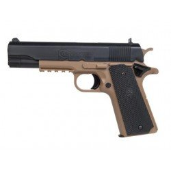 Colt 1911 black and tan spring with end cap